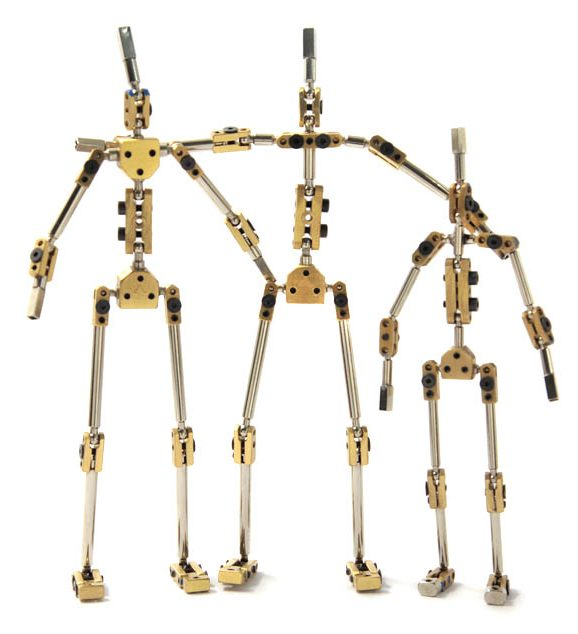 kinetic-armature-family